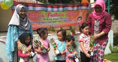 Daftar Pemenang Lomba Fashion Show pada Peringatan Hari Kartini