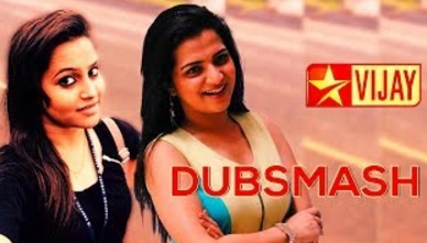 Vijay TV Dubsmash Jacqueline DD Rio Raj Mani Felina Tamil Dubsmash