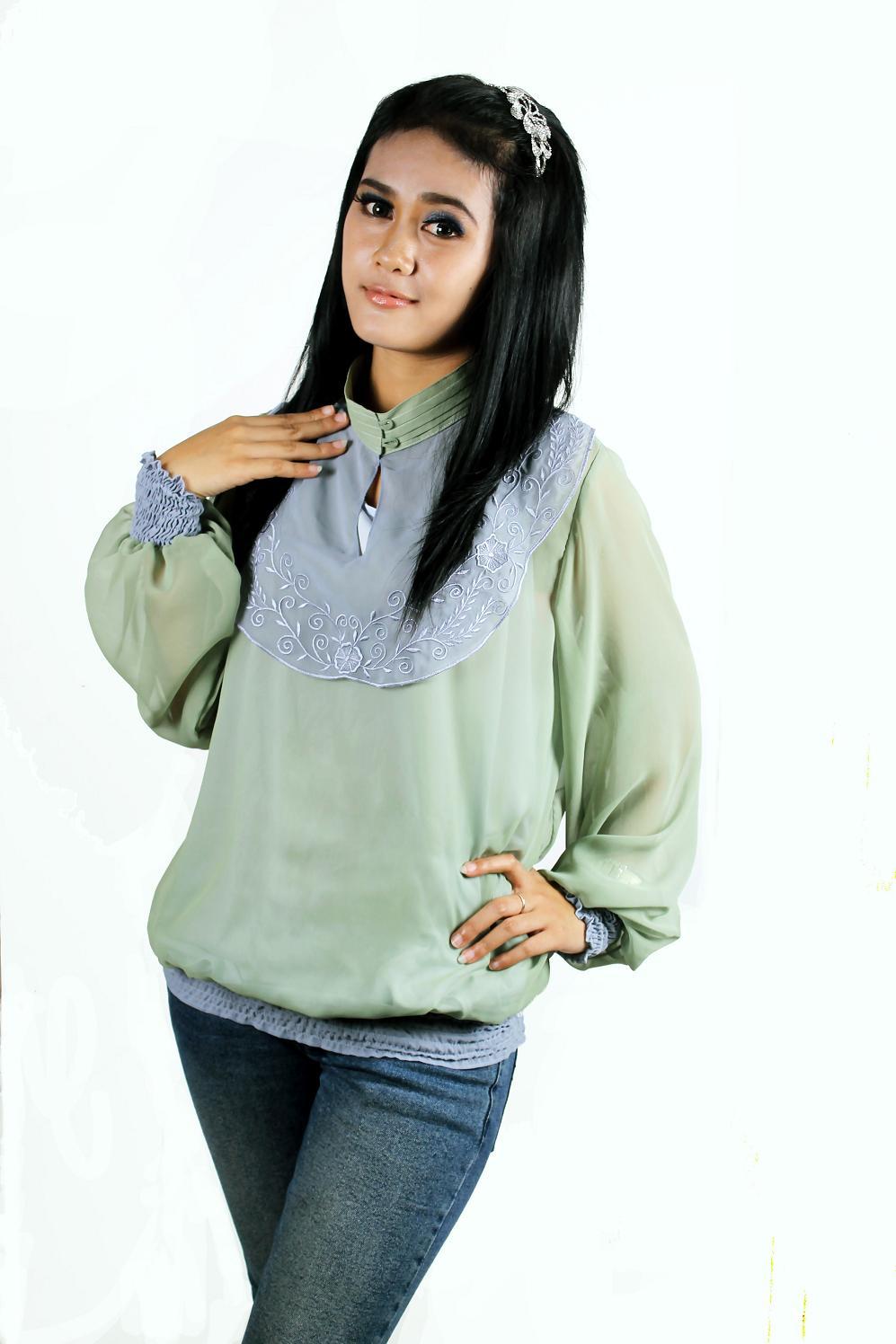 Sukses Bisnis Butik Online Baju Muslim Tanah Abang 19722f615c