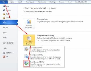 Cara Memperbaiki Spasi Hilang Dan Berantakan Di Microsoft Word