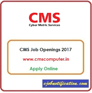 CMS Hiring Freshers C++ Developer Jobs in Bangalore Apply Online