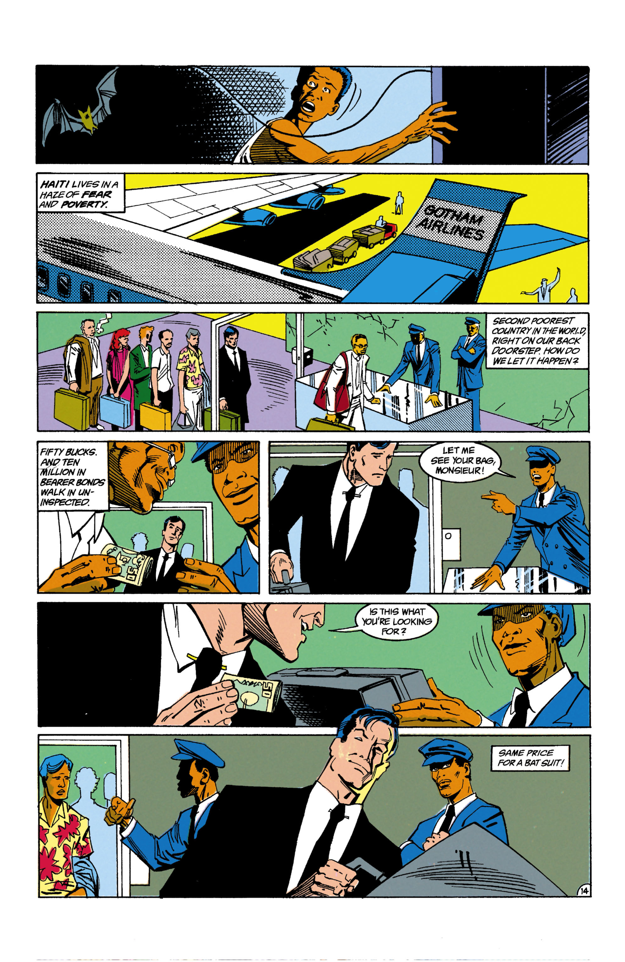 Detective Comics (1937) 620 Page 14