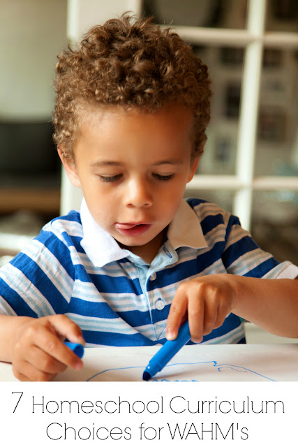 Working from home and homeschooling is difficult. These curriculum choices are made with you in mind.