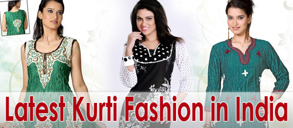 Kurti Style in Indian Fashion Industry | Kurti Fashion