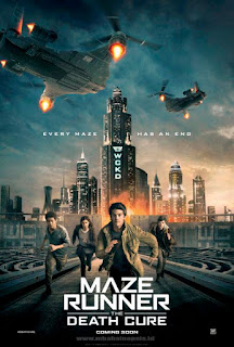Download Maze Runner: The Death Cure (2018) WEB-DL Full Movie