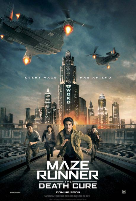 Maze Runner : The Death Cure (2018)