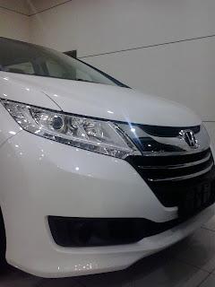 Honda Odyssey Di Honda Union Jaya