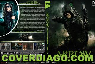 Arrow - Temporada / Season 6