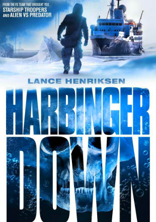 Harbinger Down 2015 BRRip 480p Dual Audio 300Mb