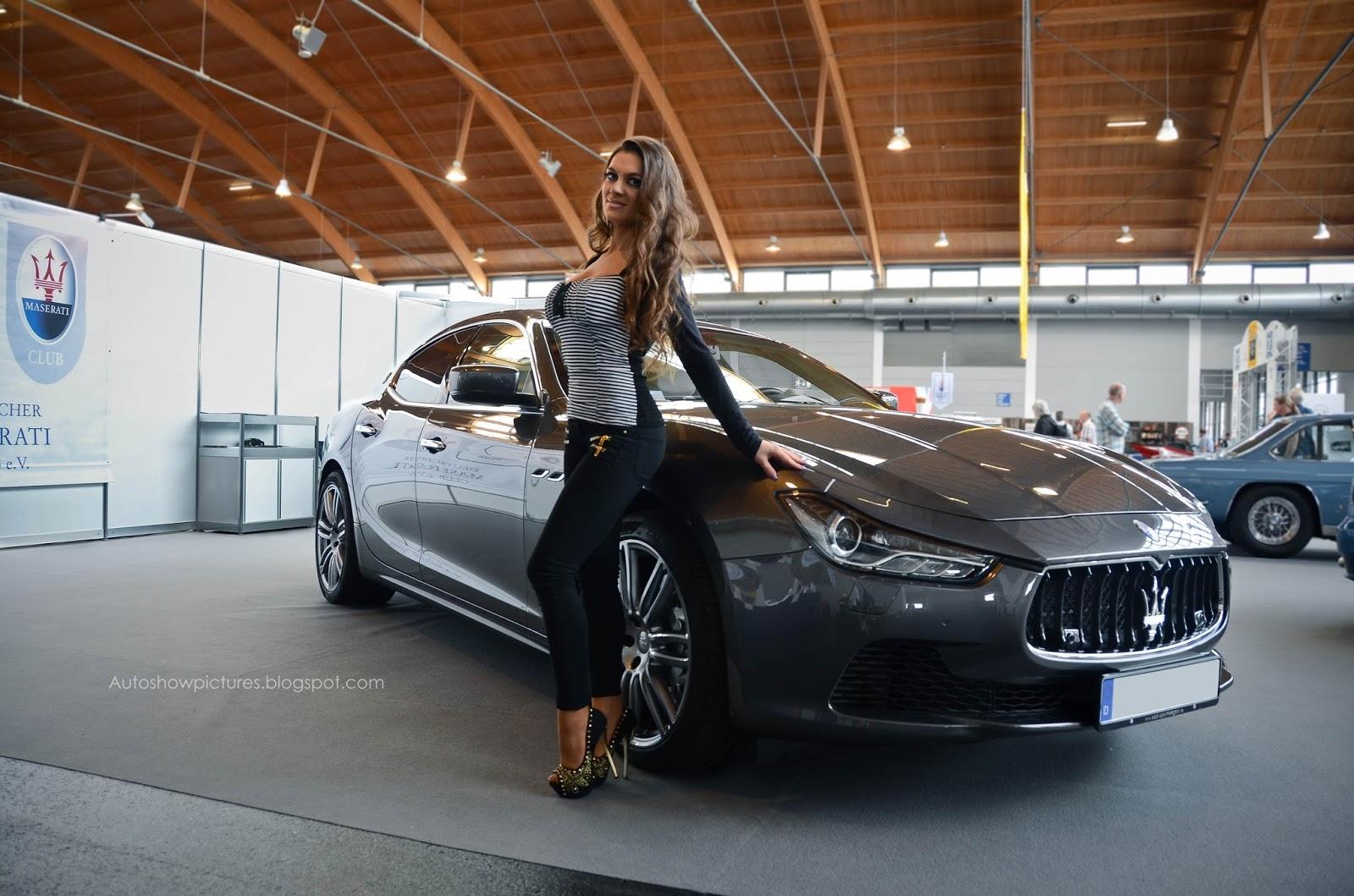 Maserati Ghibli Q4 >> AUTOSHOWPICTURES: Maserati Ghibli S Q4 Girl