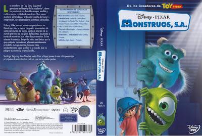 Monstruos S.A. - [2001]