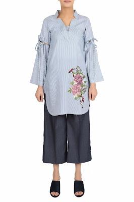 Valentine's Day 2017 Kurta Dresses by Sapphire