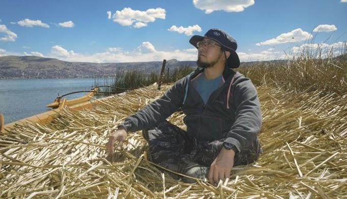 Marino Morikawa, el peruano que descontaminó dos kilómetros del lago Titicaca en 15 días