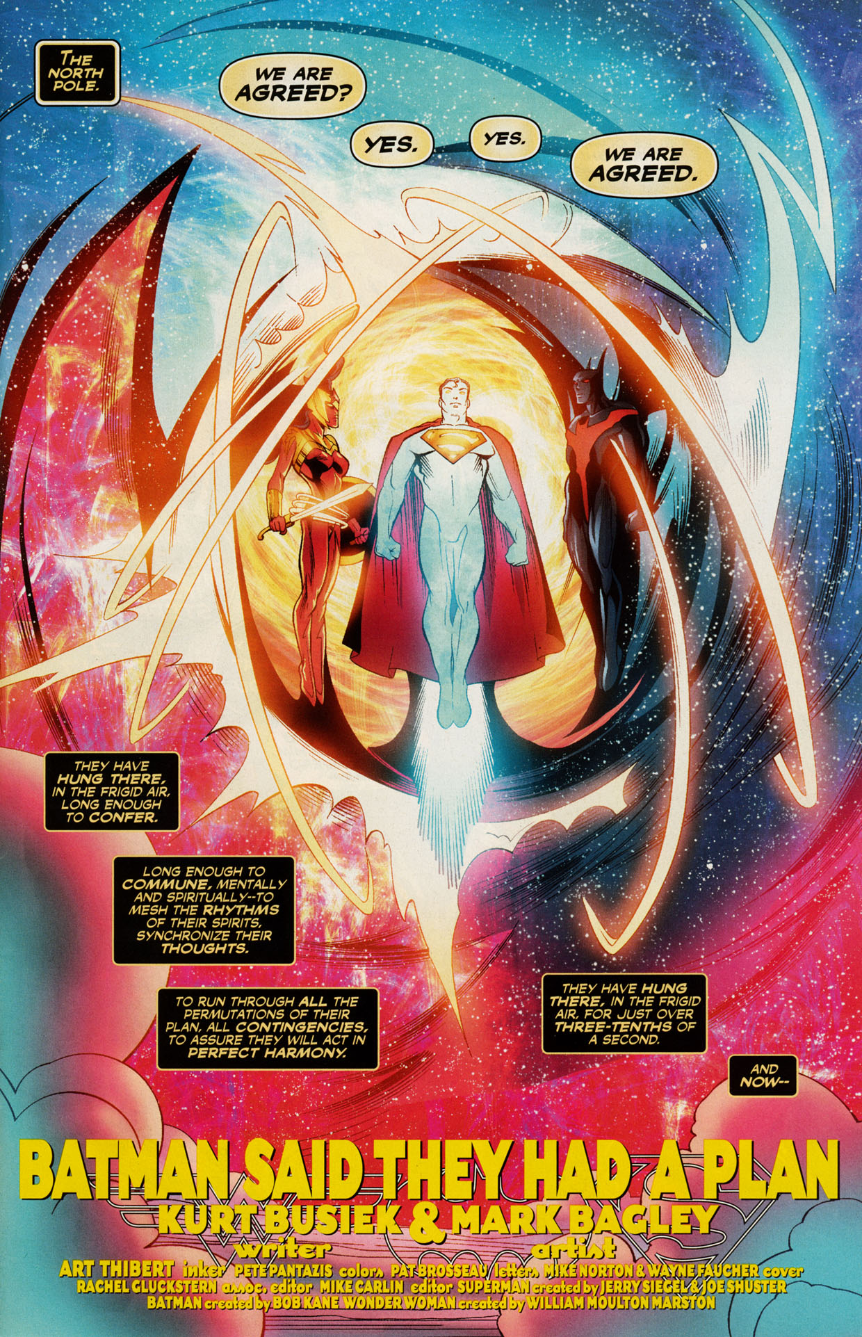 Read online Trinity (2008) comic -  Issue #48 - 3