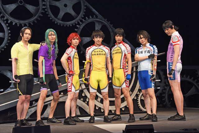 Yowamushi Pedal Stage 2019