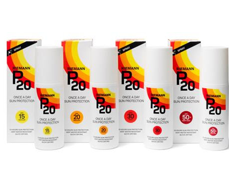 Once a Day Protection with P20