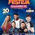 Festeja Palmares - PE 20 de Maio 2018