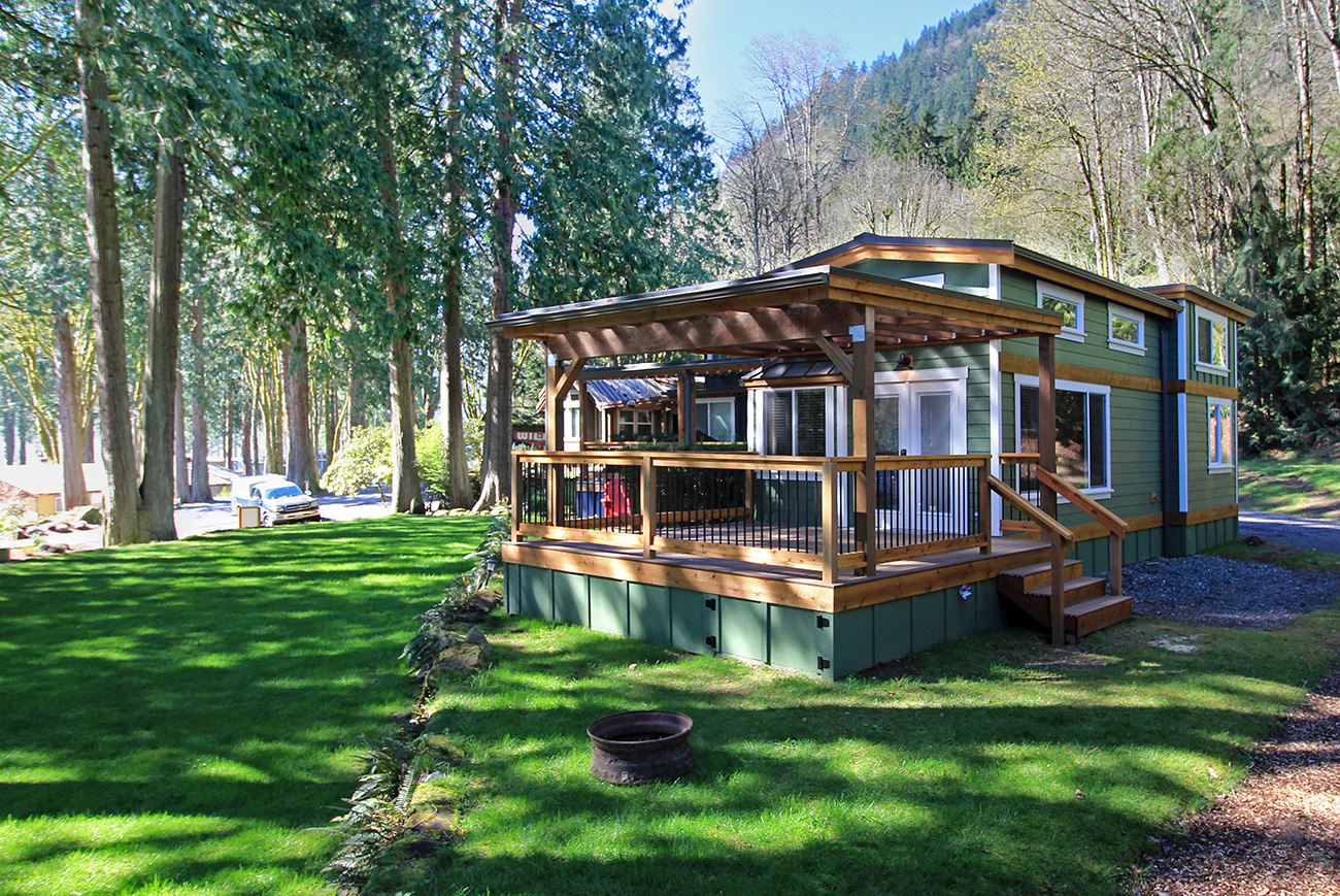 Tiny house town the whidbey cottage 400 sq ft for Whidbey tiny house