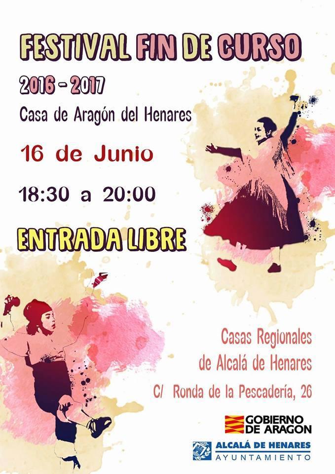 Cultura y folklore espa ol fin de curso 2017 en alcal de - Casas regionales alcala de henares ...