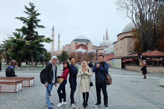 Turki,jalan jalan ke Turki