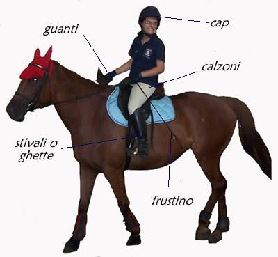 outlet store 7d289 a19ca Equitazione e Cavallo: Abbigliamento da cavallo