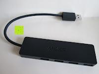 Erfahrungsbericht: Anker Ultra Slim und Ultra Leicht 4-Port USB 3.0 Datenhub
