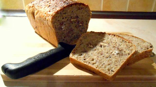 domowy chleb na zakwasie - Czytaj dalej »