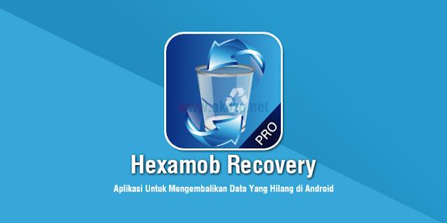 Hexamob Recovery PRO v5.01 Apk Full Versi Terbaru