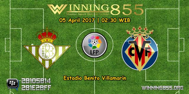 Prediksi Skor Real Betis vs Villarreal