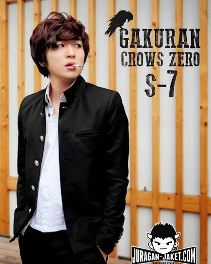 jas exclusive crows zero gakuran school premium edition