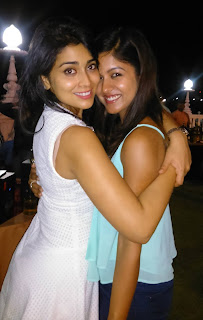 Ishita Dutta With Shriya Saran Hot Photos