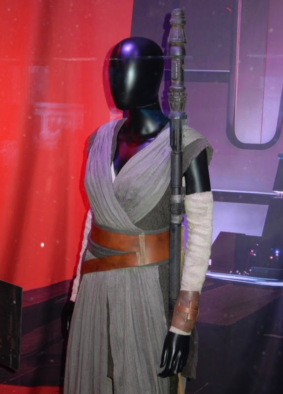 Rey costume Star Wars Last Jedi