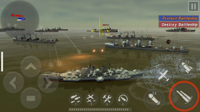 WARSHIP BATTLE3D World War II Apk Data