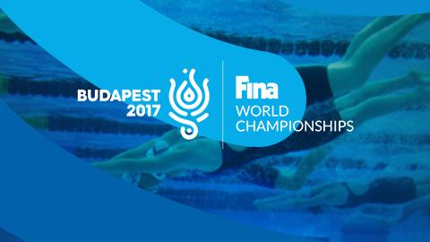 NATACIÓN - Mundial femenino 2017 (Budapest, Hungría)