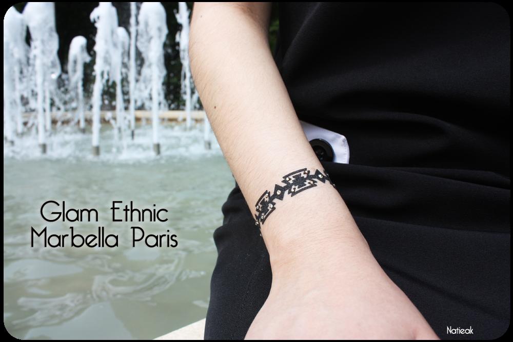 Bracelets Glam Ethnic de  Marbella Paris