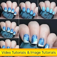 Nail Art Tutorials New [App]
