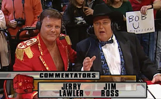 WWE / WWF - Wrestlemania 14 Review  - Jim Ross & Jerry 'The King' Lawler