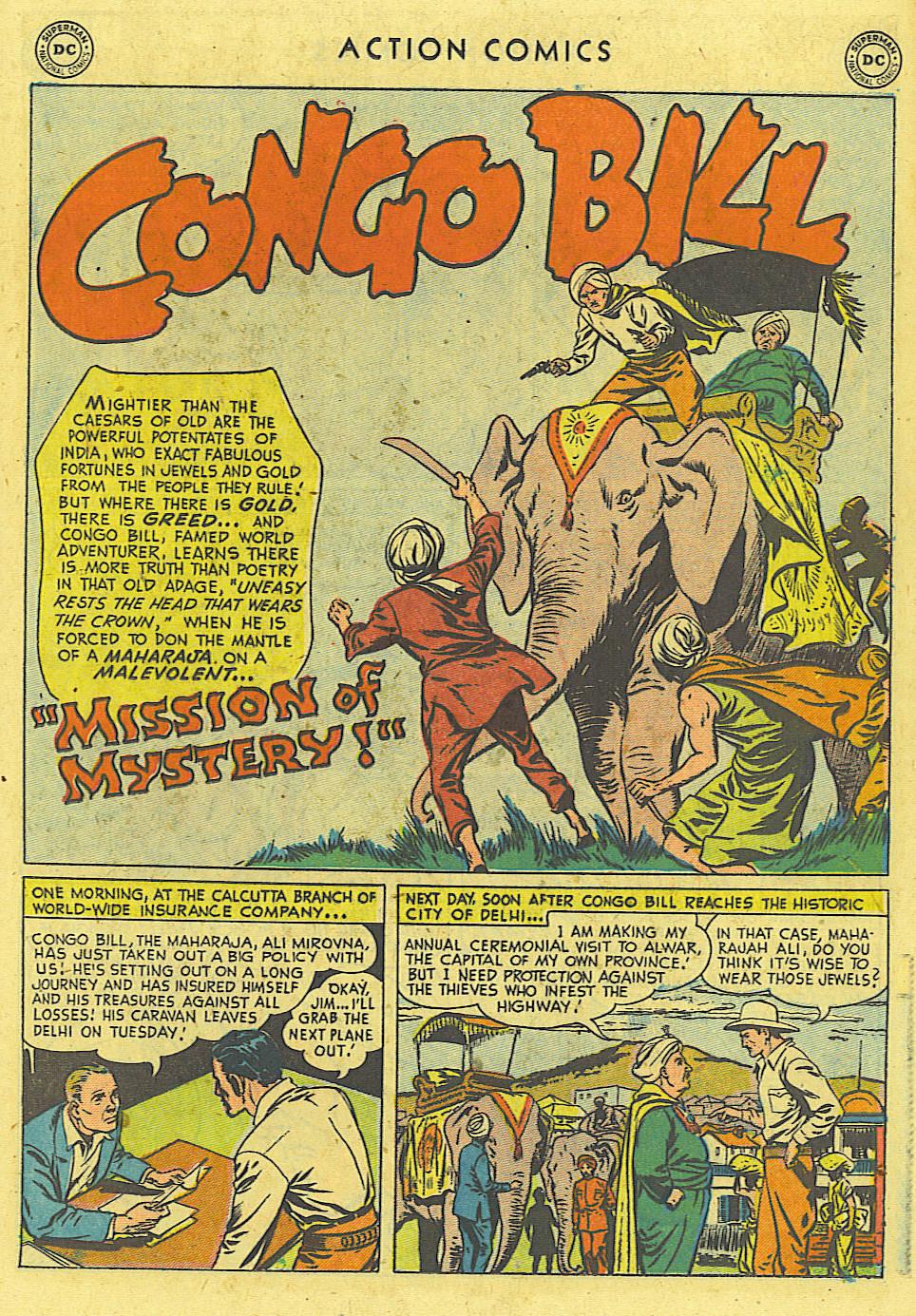 Action Comics (1938) 162 Page 19