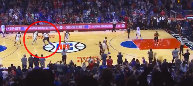 DeAndre Jordan EJECTED For Celebrating A Game-Winner Too Early (VIDEO)