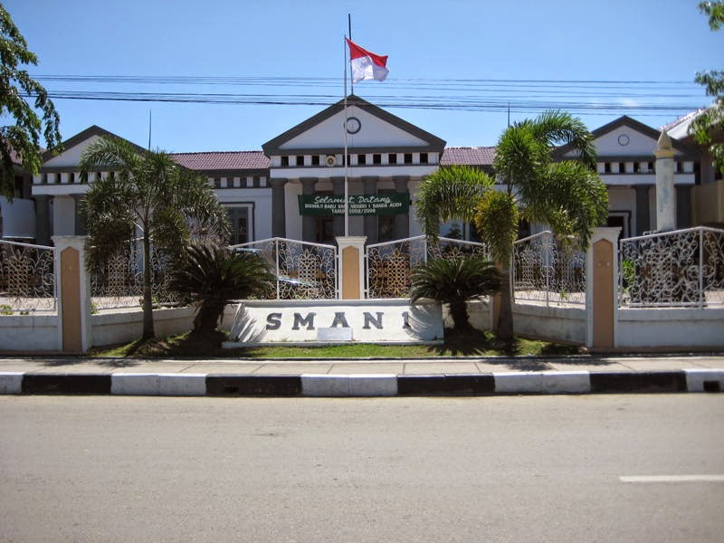 Sisi Lain SMA1 Banda Aceh