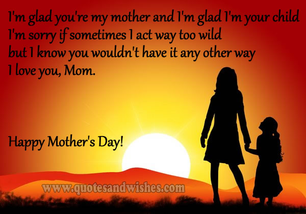 Happy Mothers Day 2016 Images, Quotes, Wishes, Poems For