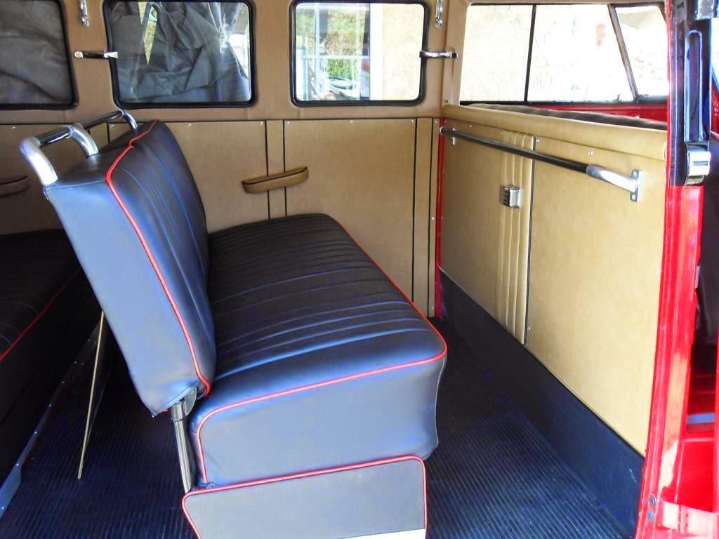 1955 Volkswagen Barndoor Bus - Buy Classic Volks