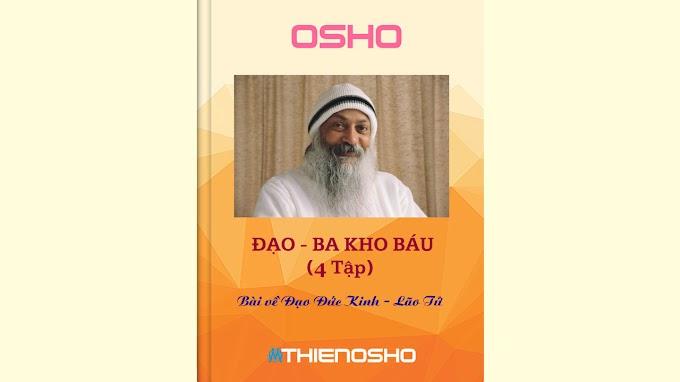 Đạo - Ba Kho Báu (4 Tập) - Osho