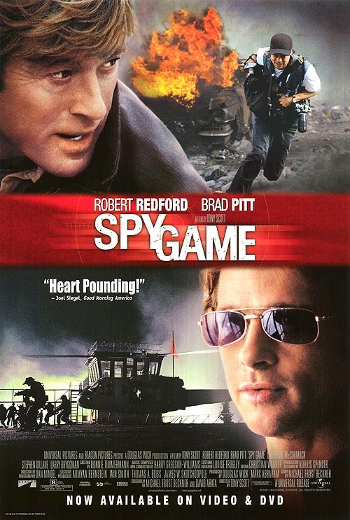 Spy Game คู่ล่าฝ่าพรมแดนเดือด [HD][พากย์ไทย]