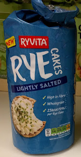 Ryvita Rye Cakes Lightly Salted