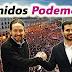 La coalición de Podemos e IU se llamará 'Unidos Podemos'