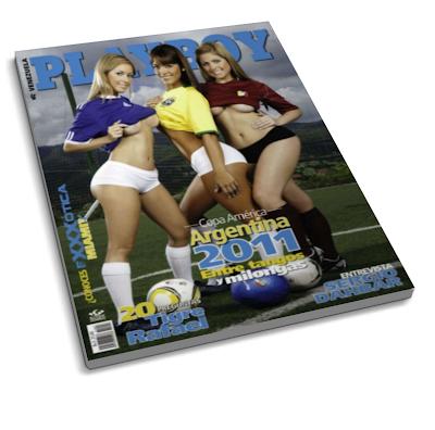 Playboy – Venezuela Julio 2011