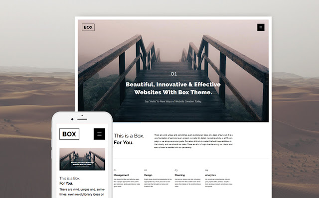 gn Responsive WordPress Theme