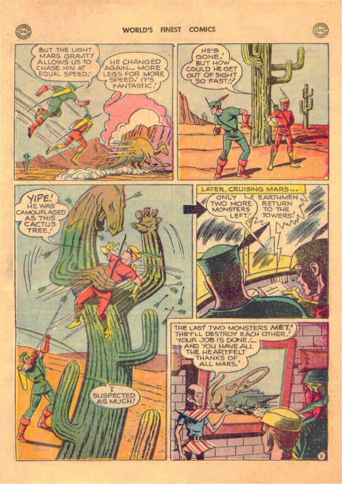 Read online World's Finest Comics comic -  Issue #42 - 25