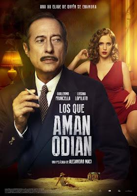Los Que Aman, Odian 2017 Custom SCR Latino